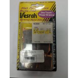 Тормозные колодки на YAMAHA VESRAH VD 277 JL
