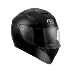 Шлем К-3 SV AGV E2205 SOLID MPLK 003 - BLACK