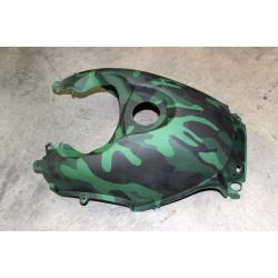 Облицовка бензобака (зеленый камуфляж) 9020-040009-0G20