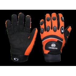 Перчатки CFMOTO VMX06 оранжевые