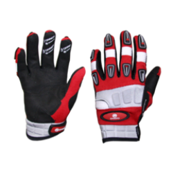 Перчатки CFMOTO VMX20 красные