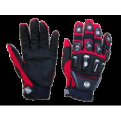 Перчатки CFMOTO VMX14 красные