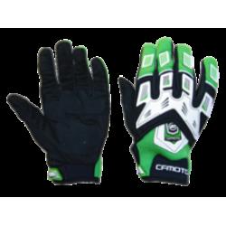 Перчатки CFMOTO VMX36 зелёные