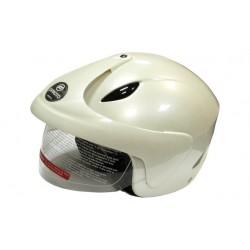 Открытый шлем CFMOTO V520 глянцевый белый