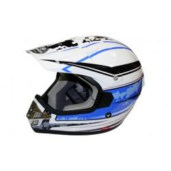 Шлем кроссовый CFMOTO V320 синий