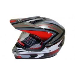 Закрытый шлем CFMOTO V340 серый