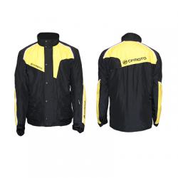 Куртка квадроциклетная облегченная мужская CFMOTO DINGO JACKET жёлтая