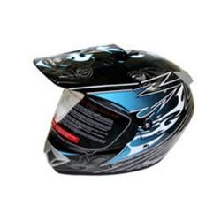 Закрытый шлем CFMOTO V370 синий