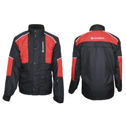 Куртка квадроциклетная утепленная мужская CFMOTO WADE JACKET красная