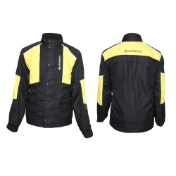 Куртка квадроциклетная утепленная мужская CFMOTO WADE JACKET жёлтая