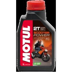 Scooter power 2T 100% Синтетка